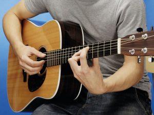 Nauka gry na gitarze Łódź